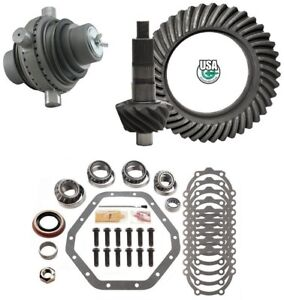 1998 2015 Gm 10 5 Chevy 14 Bolt Grizzly Locker 3 73 Ring And Pinion Usa Gear