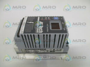 Ac Tech Sf405 Variable Speed Ac Motor Drive 5 Hp used