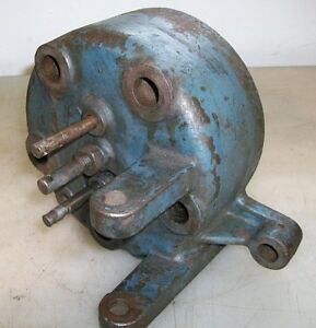 Head For 2 1 2hp To 3 1 2hp Hercules Economy Hit And Miss Gas Engine Nice Shape