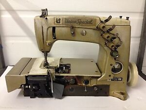 Union Special 57700 2 Needle Coverstitch W edgecutter Industrial Sewing Machine