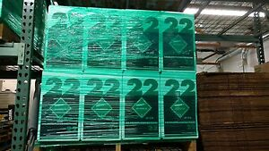 40 r 22 pallet 30 Lb new Factory Sealed Virgin Made In Usa Same Day Ship