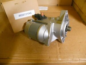 Mopar 2001 07 Grand Caravan Voyager Town And Country Starter Motor 2 4l