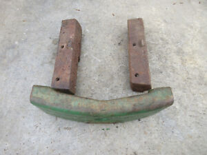 John Deere 40 420 430 Tricycle T Front Weight 3 Piece Weight Set M1854t M1844t