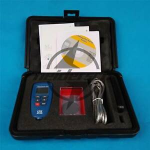 New Cem Paint Coating Thickness Tester Meter Gauge Dt 156
