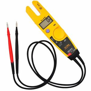 New Fluke T5 1000 Continuity Current Electrical Tester 1000 Volt Ac dc
