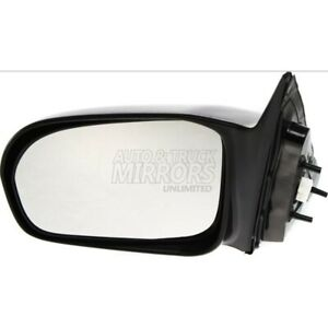 01 05 Honda Civic Driver Side Mirror Replacement Fits Sedan