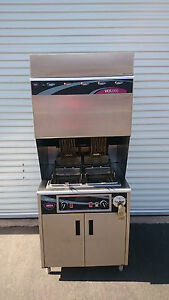 Wells Vcs2000 Ventless Cooking System Fryer Model Wvf 886 In Electric 208v