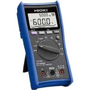 Japan Hioki Digital Multi Meter Dt4252 F s Tracked Airmail