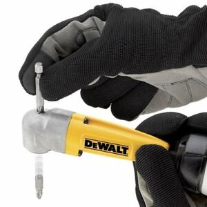 Dewalt Right Angle Attachment Impact Driver Drills Hammer Floating Magnet Bit Us