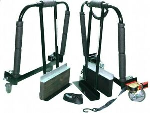 Vending Dolly 5 casters Great For Moving Snack And Soda Machines 1300 Lbs Cap