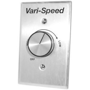 Vari speed Motor Control Ventilation Vortex Powerfan Air Moving Hvac 600 watt