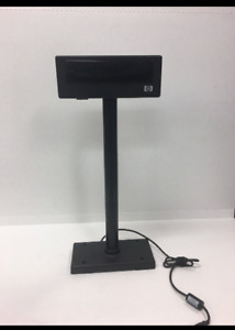 Hp Model Ld220 hp Customer Display Adjustable Pole Usb Powered Interface