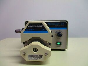 Cole Parmer Masterflex L s Peristaltic Pump System With 2 Easy load Pump Heads