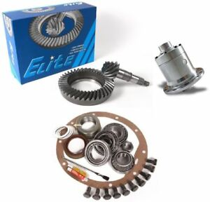Jeep Wrangler Dana 35 Yukon Grizzly Locker 4 88 Ring And Pinion Elite Gear Pkg