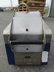 2012 Electrolux Hsppan Commercial High Speed Panini Sandwich Grill Press Hsg