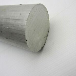2 5 Diameter 6061 Solid Aluminum Round Bar 22 75 Long Rod Stock Sku 168270