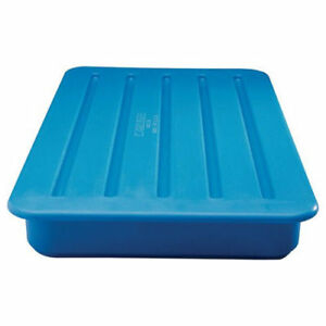 Ice Cold Pack Insulated Food Pan Carrier Cooler Restaurant Catering Supply Blue