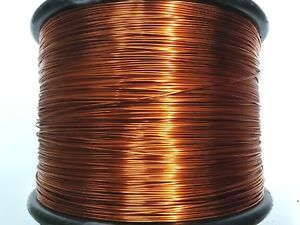 Essex Magnet Wire 14 Awg Gauge 0 0675 5 Lb 395ft Enameled Copper Coil Winding