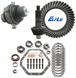 1973 1988 Gm 10 5 Chevy 14 Bolt Grizzly Locker 5 38 Ring And Pinion Elite Gear