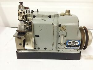 Merrow 70 d3b 2 Butt Seaming Industrial Sewing Machine