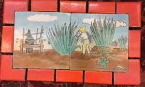 D M Tile Old Antique Vintage Tiles San Jose Catalina Batchelder Malibu Style