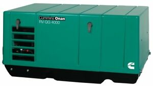 4kw Cummins 1ph Gasoline Rv Mobile Generator 4 0kyfr 11429