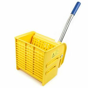 Side Press Wringer Replacement For Mop Bucket 24 Qt Yellow wringer 24qt yel