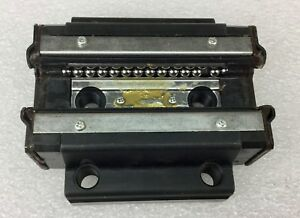 Thk Model Hsr30 Linear Guide Ball Bearing Block New Condition No Box