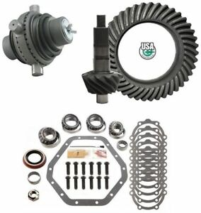 1973 1988 Gm 10 5 Chevy 14 Bolt Grizzly Locker 5 38 Ring And Pinion Usa Gear