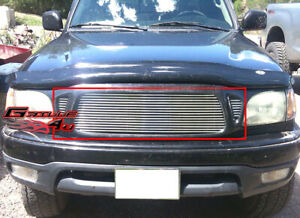 Fits 2001 2004 Toyota Tacoma Billet Grille Insert