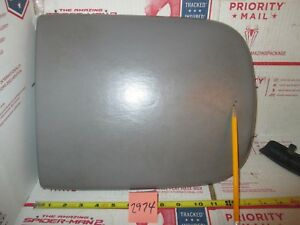 1997 2002 Ford Expedition Navigator Center Console Lid Arm Rest Pad 11x14 Gray