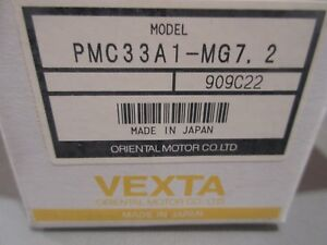 Vexta Pmc33a1 mg7 2 Stepping Motor Driver New In Box