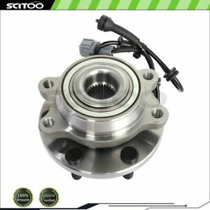 For Nissan Frontier Suzuki Equator 4wd Wheel Bearing Driver Or Passenger Front