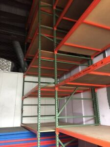 Pallet Racks metal Steel Shelving For Storage Or Industrial Use