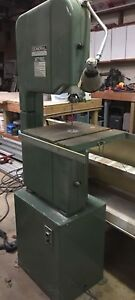 General 490 Woodcutting Band Saw