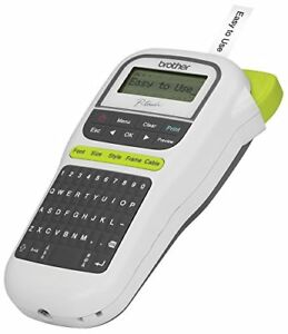 Brother P touch Portable Label Maker Making Price Tag Code Office Sme Business