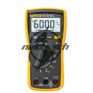 New Fluke 115c Field Multimeter Backlight F115c