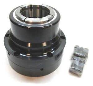 New Ats S35 Low Profile Cnc True Length Collet Chuck W A2 8 Mount a8 s35tl