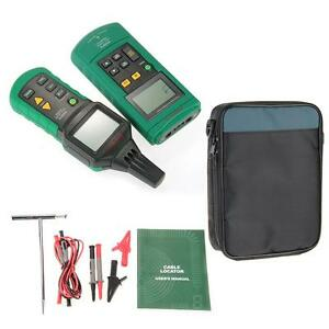 Mastech Wire Tracker Detector Locator Tester Meter Cable Ms6818 12