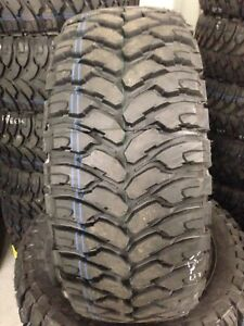 4 New 35 12 50 24 Comforser Mt Tires 10 Ply Mud 35 12 50 24 R24 1250 Offroad
