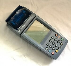 Verifone Nurit 8000 Pos Credit Card Reader Payment Terminal With Chip Reader