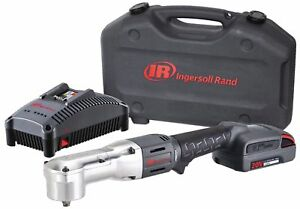 Ingersoll Rand W5330 k12 Right Angle Impactool Kit With 1 Battery Charge New