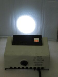 Welch Allyn 48300 Lite Box Light Source 120v 0 34a tested Working