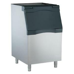 Scotsman B530s 536 Lb Stainless Steel Ice Storage Bin