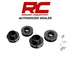 1999 2004 Jeep Wj Grand Cherokee 4wd 2 Rough Country Suspension Lift Kit 695