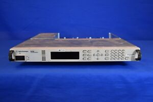 Agilent N6700a Low Profile Mps Mainframe Needs Repair