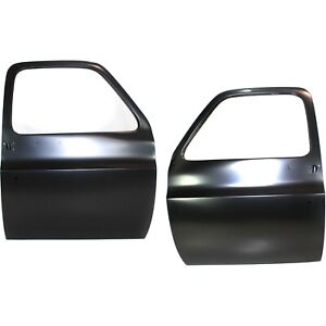 Door Shell For 78 86 Chevrolet C10 Set Of 2 Front Driver And Passenger Side
