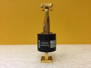 Hughes Millitech 45110 2000 wr 42 18 0 To 26 5 Ghz K band Waveguide Isolator