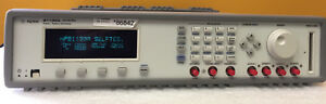 Agilent Hp 81130a 400 600 Mhz Data Generator Mainframe For Parts Repair