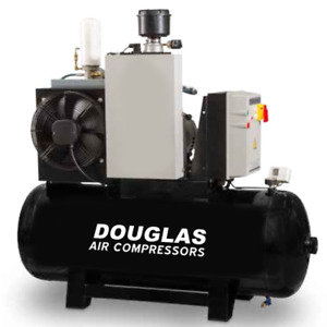 15hp Rotary Screw Air Compressor Dsrp 3015 Compact Free Shipping See Description